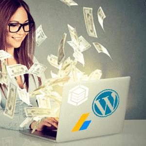 Cómo crear un blog en WordPress y ganar dinero con Google Adsense desde casa