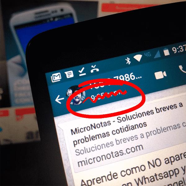 aplicación para no aparecer en linea en Whatsapp