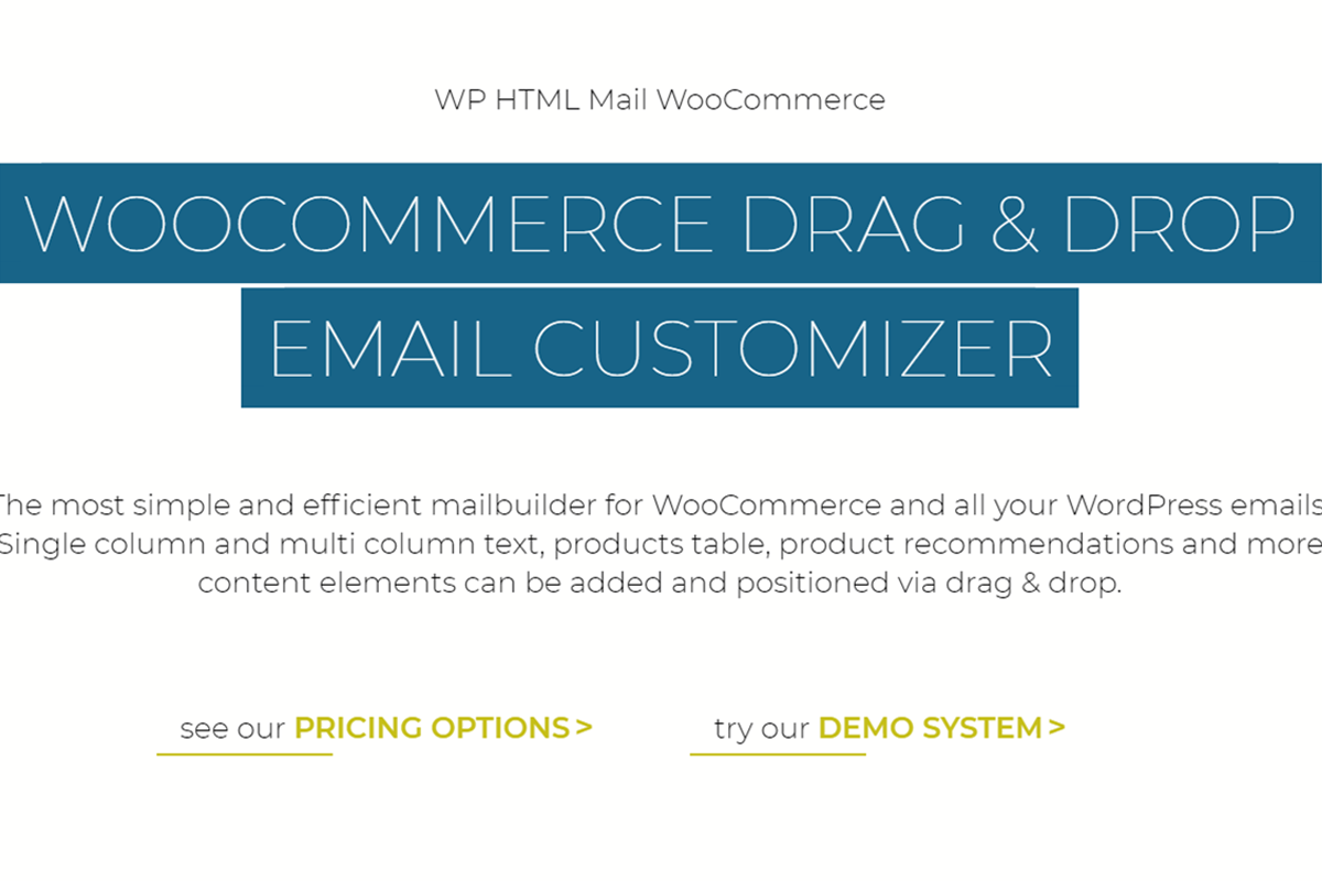 email customizer wp html mail woocommerce mejor plugin para personalizar correos de woocommerce